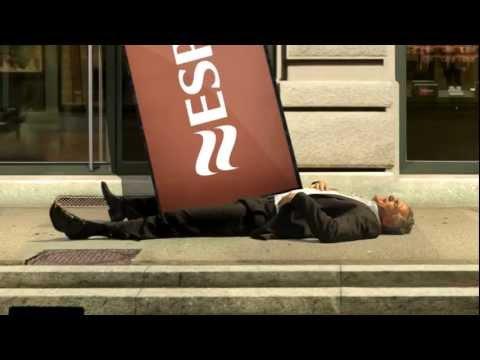 Der geheime Clooney-Spot, der Nespresso geschockt hat...[HD]