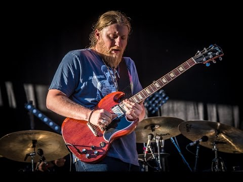 "Tedeschi Trucks Band - ""Made Up Mind"" - Mountain Jam 2014"
