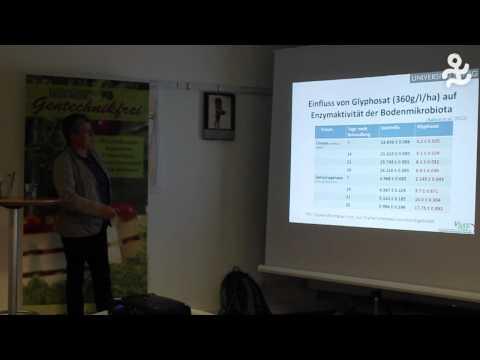 Monika Krüger: Das Umweltgift Glyphosat und Glufosinat Herbizide mit Nebenwirkungen
