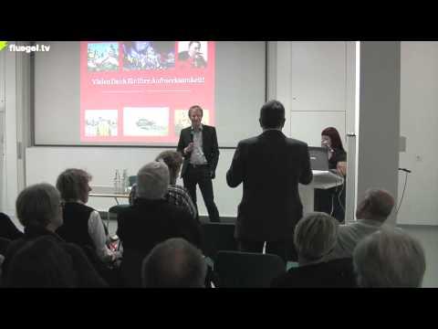 Ukraine, Russland und Europa, Ludwigsburg, 07.05.2014: Diskussion, Moderation: Dr. A. Baumer