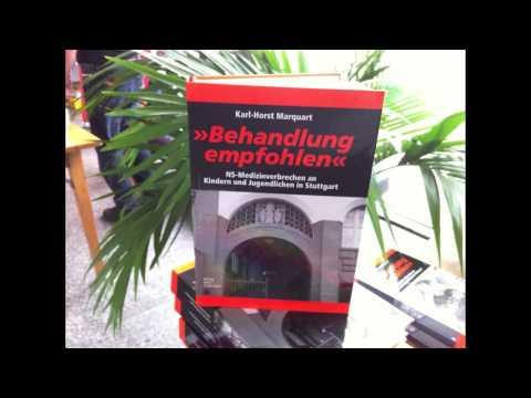 """Buchvorstellung: """"Behandlung empfohlen"""" – NS-Medizinverbrechen an Kindern und Jugendlichen"""
