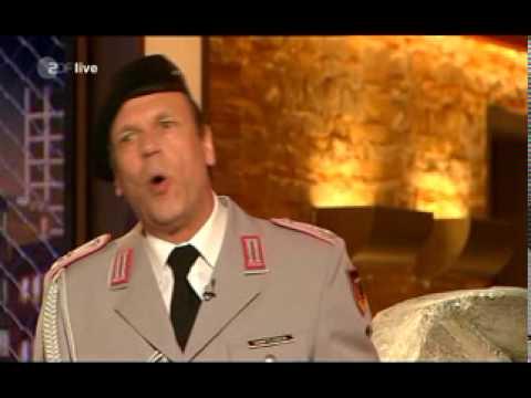 """""""Neues aus der Anstalt"""" vom 13.04.2010 - Georg Schramm über die Situation in Afghanistan"""