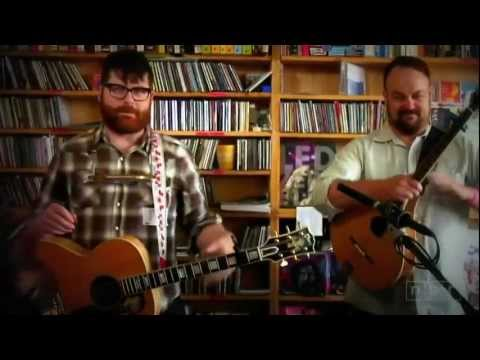 The Decemberists - Rox in the box live