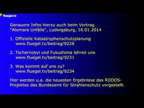 Info-Kommission AKW Neckarwestheim: Änderungen der Katastrophenschutzplanungen