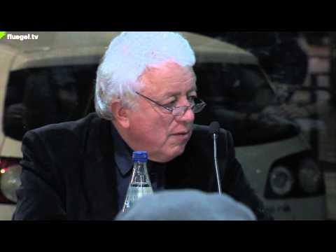 """""""Politische Justiz in unserem Land"""", Anstifter und Kontext, 11.12.1013: Buchvorstellung"""