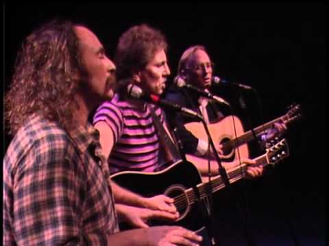 Wasted On The Way - Crosby, Stills And Nash