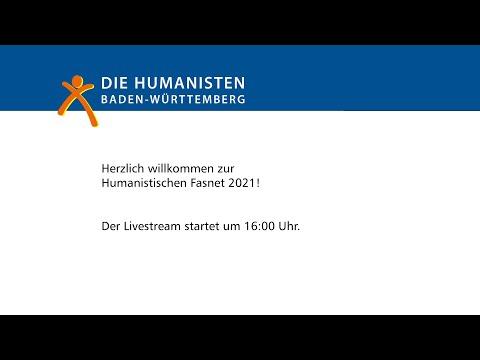 Humanistische Fasnet 2021 der Humanisten Baden-Württemberg