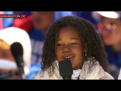 "Yolanda Renee King, MLK's granddaughter: ""Enough is enough"""
