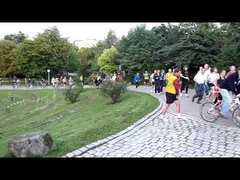 """Die andere Art von """"Schwabenstreich"""" - Joggen für Stuttgart 21"""