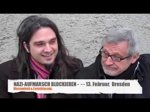 Konstantin & Commander: Nazi-Demo blockieren!