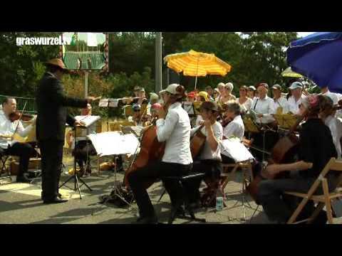 Lebenslaute: Musikalische Inspektion auf dem geplanten Endlager Gorleben - Graswurzel tv /08.08.09