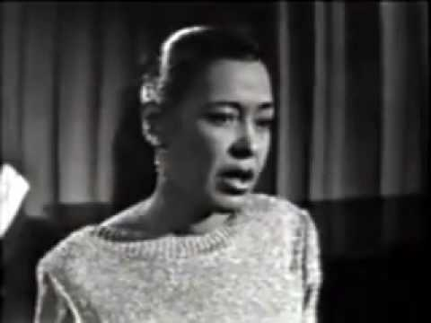 Billie Holiday: Strange Fruit (Live 1959)