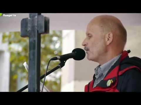 TTIP, CETA, TiSA stoppen! Tom Adler, Stadtrat Stuttgart, Stuttgart, 11.10.2014