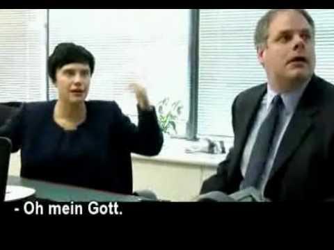 BP - entfernen von Kaffee scheitert - spills Coffee Satiere - deutsche Untertitel - Juni 2010