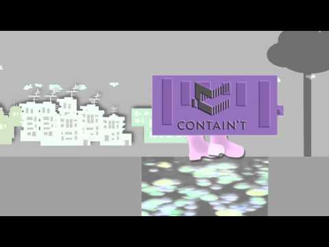 contain't ist über den Berg !