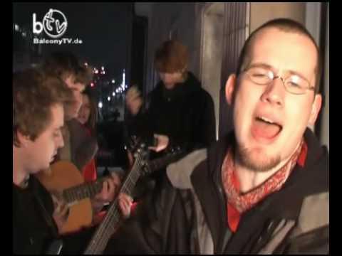 BERLIN BOOM ORCHESTRA - EIN HALLO GEHT RAUS (BalconyTV)
