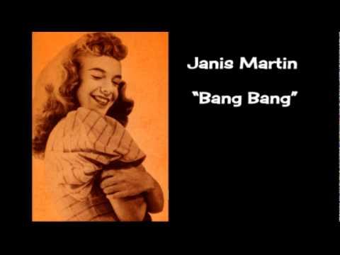 Janis Martin- Bang Bang