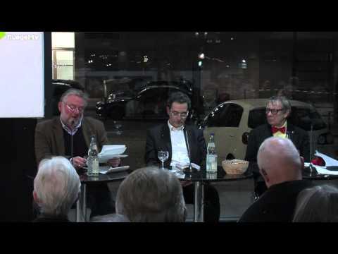 """""""Politische Justiz in unserem Land"""", Anstifter und Kontext, 11.12.1013: Lesung J. Bartle"""