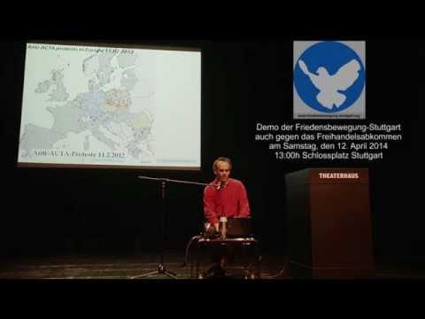 TTIP Free Trade ? - Dr. Harald Klimenta - der 43. Neue Montagskreis