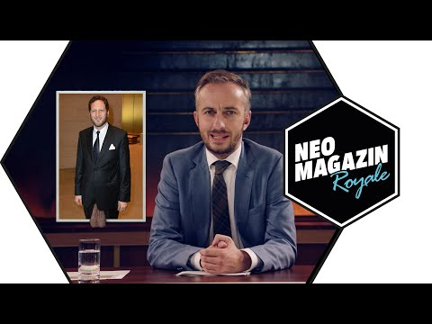 Eier aus Stahl: Prinz Georg Friedrich von Preußen | NEO MAGAZIN ROYALE mit Jan Böhmermann - ZDFneo