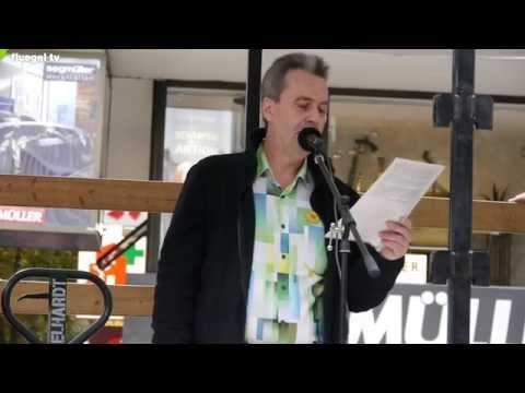 TTIP, CETA, TiSA stoppen! Stefan Mende-Lechler, BI AntiAtom Ludwigsburg, Stuttgart, 11.10.2014