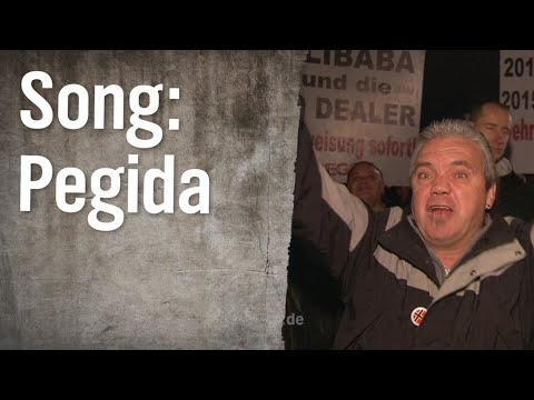 Pegida-Song   extra 3   NDR