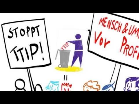 TTIP – der große Demokratieabbruch