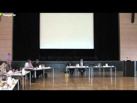 Info-Kommission AKW Neckarwestheim: Aktuelles und Sicherheitsüberprüfung