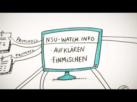 NSU-watch: Ein Erklärfilm zum NSU-Prozess