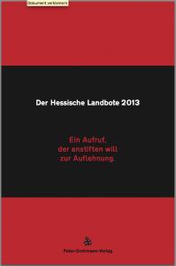 Der Hessische Landbote 2013