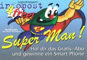 Bundeswehrwerbung an Schulen