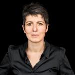 Ines Pohl, 42, ist seit dem 20.07.2009 neue Chefredakteurin der tageszeitung, taz. Im Konferenzraum des RedaktionsgebŠudes in der Rudi-Dutschke-Strasse, berlin, 14.07.2009