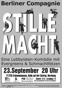Flyer Stille Macht 23.9.14