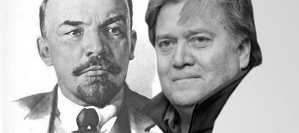 Lenin versus Bannon